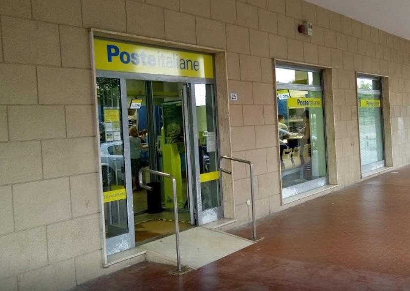 Ufficio Postale San Lorenzo Nuovo : Matierno tentata rapina all ufficio postale bandito in fuga