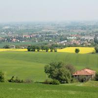 Panorama dalle colline di Ozzano
