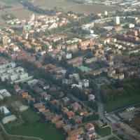 Panoramica aerea Ozzano